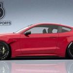 Nouvelle Ford Mustang : Aussitôt présentée, aussitôt modifiée !