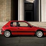 3 GTI françaises à Rome - 205 GTI - Clio 16v - 206 S16 6