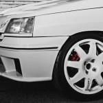 3 GTI françaises à Rome - 205 GTI - Clio 16v - 206 S16 10