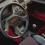 3 GTI françaises à Rome - 205 GTI - Clio 16v - 206 S16 12