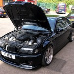 BMW E46 Swap V10 M5 …Tueuse de pneus ! 3