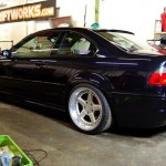 BMW E46 Swap V10 M5 …Tueuse de pneus ! 2
