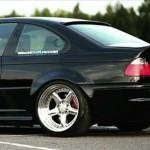 BMW E46 Swap V10 M5 …Tueuse de pneus ! 1