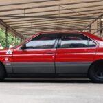 Le Procar de la BMW M1 à l'Alfa 164