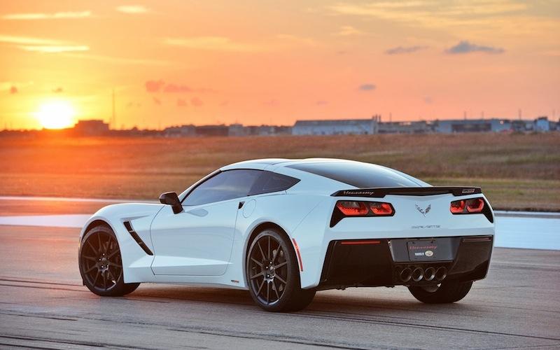 La Corvette C7 qui hurle de plaisir à 200 mph ! Ce bruit … O_ocrepuscule