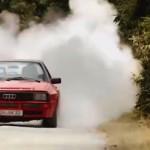 Das Duell : Audi S3 2013 versus Audi Sport Quattro 1983