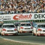 DTM : Les plus belles images et deux vidéos spectaculaires de la période 80's - 90's 22