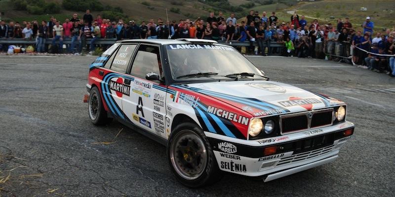 Delta Martini : Rallye Legend'…