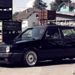 Golf II GLX - Y'a pas que les GTI dans la vie ! 10