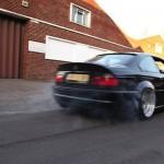 BMW E46 Swap V10 M5 …Tueuse de pneus !