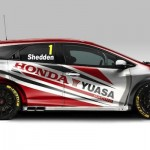 Retour d'un break en BTCC : Honda Civic Tourer