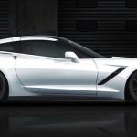 La Corvette C7 qui hurle de plaisir à 200 mph ! Ce bruit… O_o