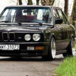M535i E28 - Back In Black !