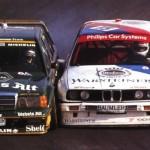 DTM : Les plus belles images et deux vidéos spectaculaires de la période 80's - 90's 2
