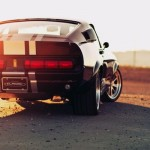 1967 Shelby GT500 – Classic Recreations 900S … Eleanor, la vraie !