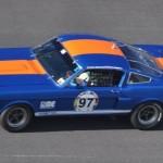'66 Mustang Shelby GT350 - Dans son élément… la piste !