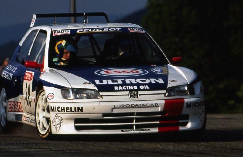 Peugeot 306 Maxi… Chasseuse de WRC ! 14