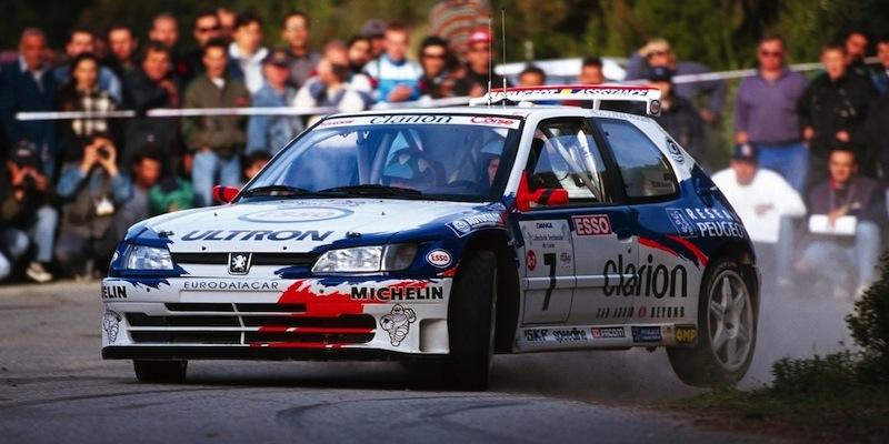 Peugeot 306 Maxi… Chasseuse de WRC ! 12