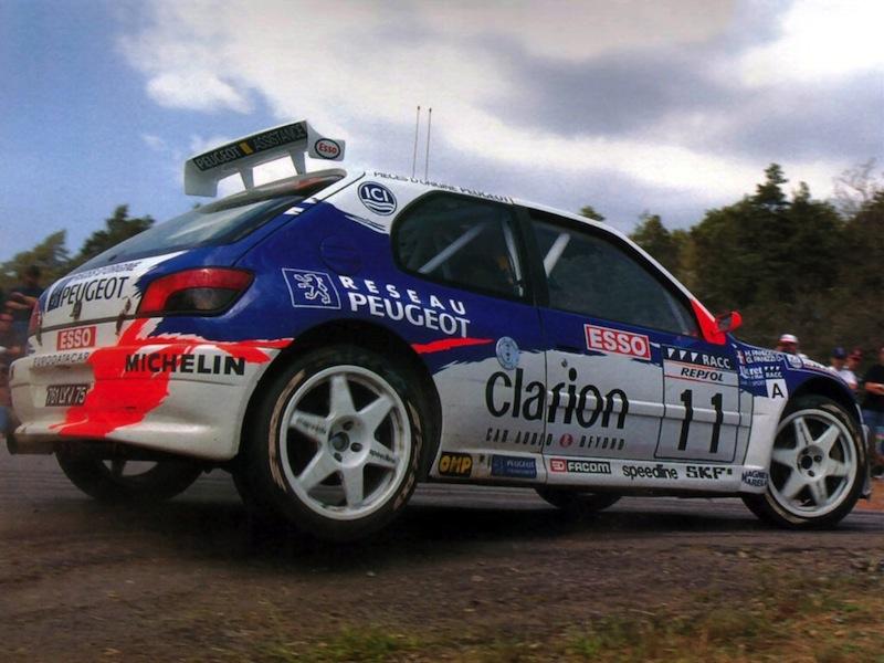 Peugeot 306 Maxi… Chasseuse de WRC ! 15