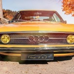 Audi 100 Coupé S - Cure de vitamine ! 4