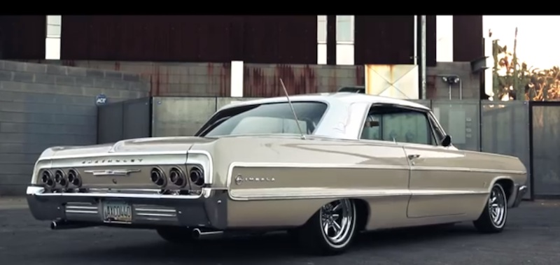 64 Chevy Impala Lowrider West Coast Dledmv