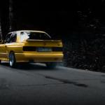M3 E30 Evo II… Yellow Dream ! 4