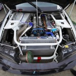 BMW M3 GTR Cartu Drifting… Smoking machine ! 5