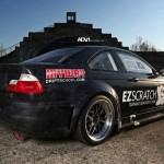BMW M3 GTR Cartu Drifting… Smoking machine ! 3