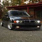 "BMW 7 E38 - ""Slammed German Kreuzer"" 5"
