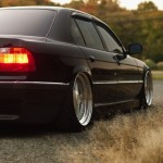 "BMW 7 E38 - ""Slammed German Kreuzer"" 4"