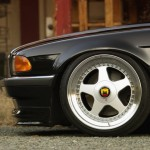 "BMW 7 E38 - ""Slammed German Kreuzer"" 2"