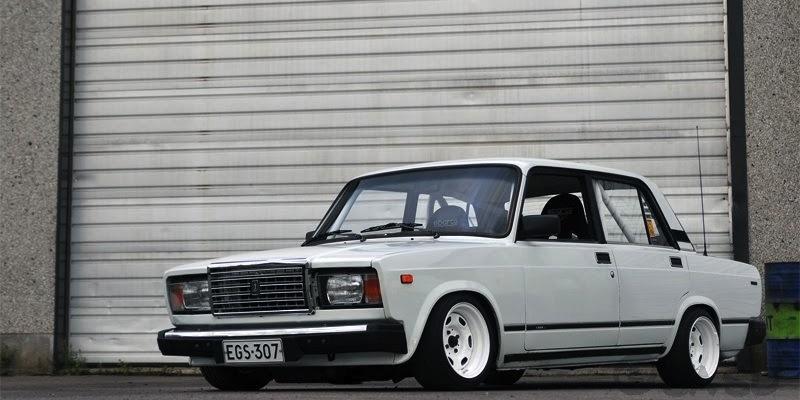 Lada Racer… Quand l'automobile tutoie la perfection !