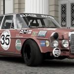 Mercedes 300 SEL 6,3 AMG - Le paquebot de course !