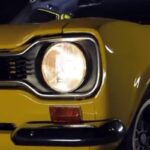 Ford Escort RS2000 MK1 – Yellow Rallye Sport