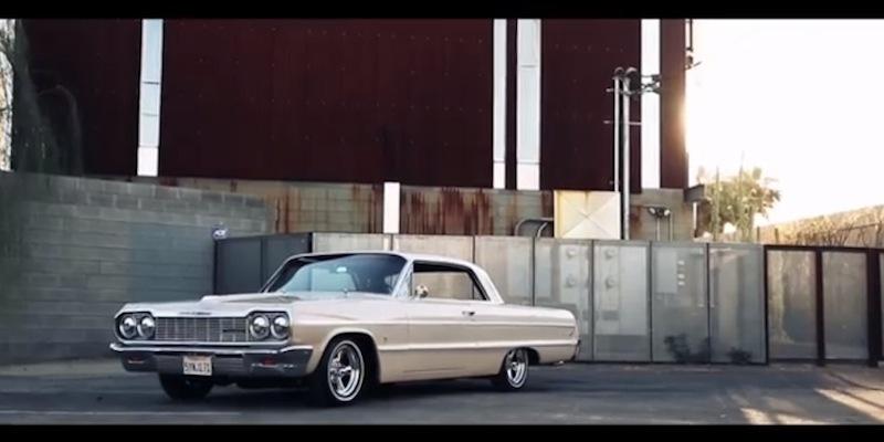 64′ Chevy Impala LowRider… West Coast !