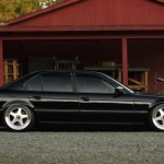 "BMW 7 E38 – ""Slammed German Kreuzer"""