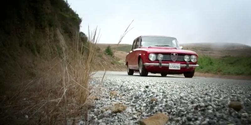 Balade en Alfa Giulia 1750 Super de 1969… Le plus beau chant d'un 4 cylindres !
