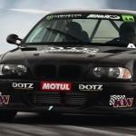 BMW M3 GTR Cartu Drifting… Smoking machine !