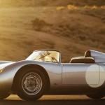 Porsche 718 RSK – De la route à la piste…