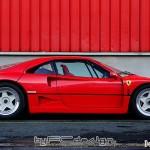 THE Ferrari – La Ferrari F40