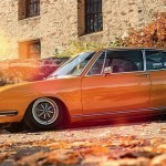 Audi 100 Coupé S – Cure de vitamine !