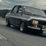 Dacia 1300 aka R12 Gordini : Black Beauty