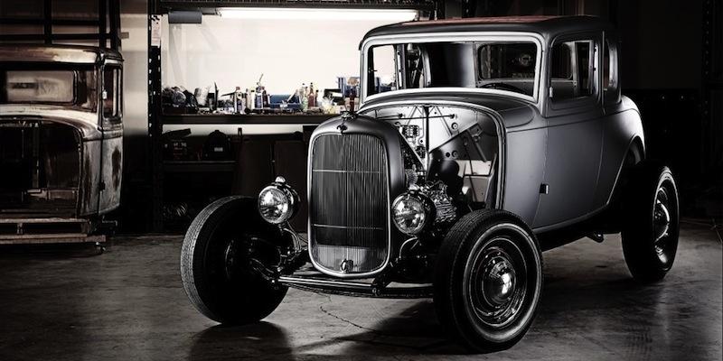 Ford refabrique la 32′ ! Deuce is back…