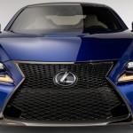 Lexus RC F Coupé - Méchante…
