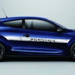 """La Mégane RS série limitée """"Gendarmerie"""" en vente"""