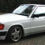 Mercedes 190… City ! Papa Schulz… 5