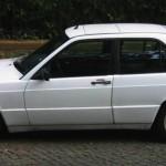 Mercedes 190… City ! Papa Schulz… 4