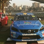 Volvo S60 V8 Supercars en peinture de guerre ! 4