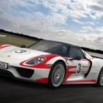 Porsche 918 Spyder Weissach Package : Encore plus extrême ! 5