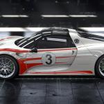 Porsche 918 Spyder Weissach Package : Encore plus extrême ! 6